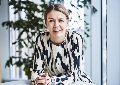 Maja kommenterar renoveringen av pensionssystemet
