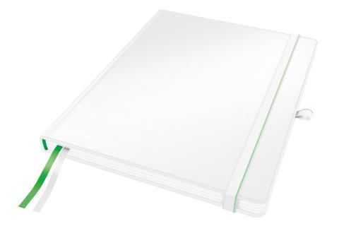 Leitz Complete notesbog hvid