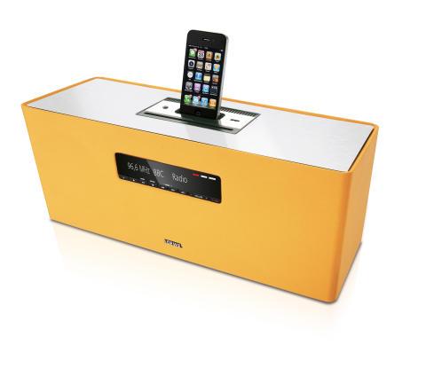 Loewe SoundBox - orange