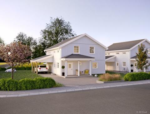 Nya hus säljstartade i Umeå