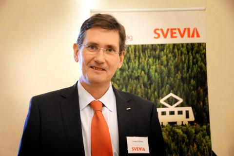 Anläggningssatsning ska lyfta Svevias resultat