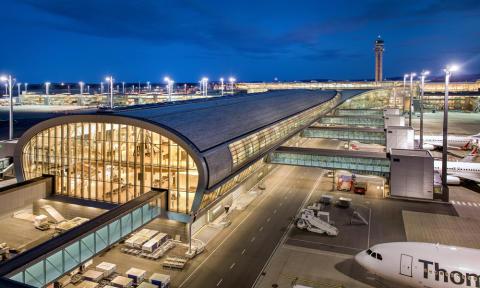 Økt flytrafikk i april og ny rekord på Avinor Oslo lufthavn