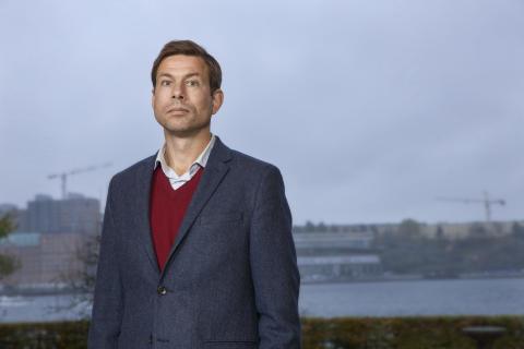Niklas Orrenius, vinnare till Årets Röst
