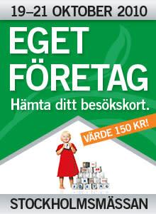 Se JobOffice Kassa på Stockholmsmässan