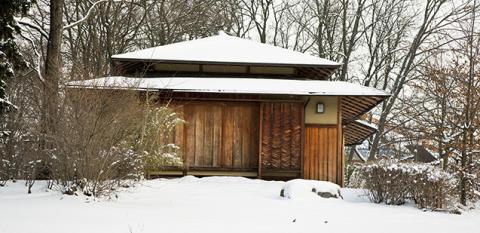 Vinterlov: Japan i snö