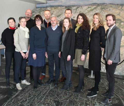 Rådet for Byarkitektur 2016