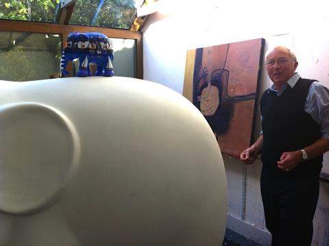 DEVON ARTIST JOINS NATIONWIDE ELEPHANT PARADE