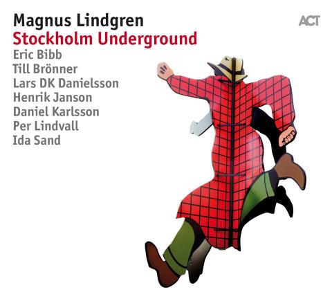 Magnus Lindgren_Stockholm Underground_album cover