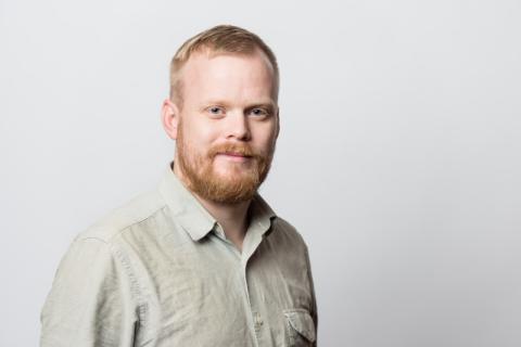 Andreas Ericsson, Verksamhetsledare TechSoup Sverige