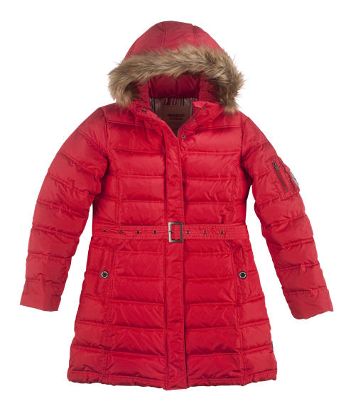 Sebago Newbury Jacket Red