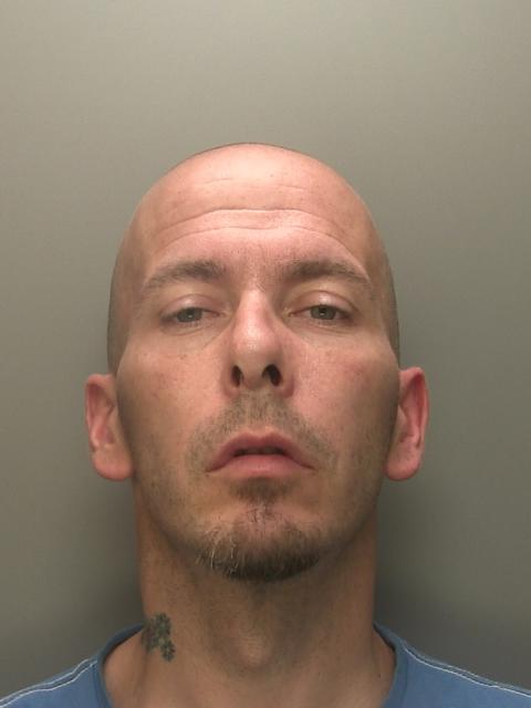 Basingstoke thief who left his phone in one of the cars he targeted has been jailed
