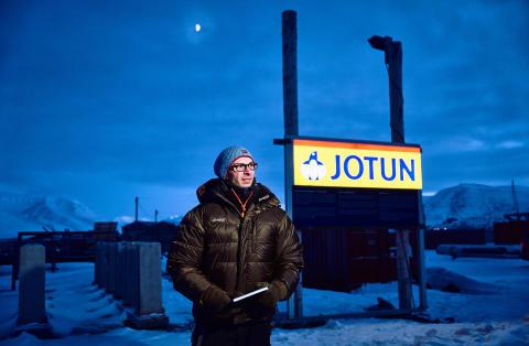 Groundbreaking testing in the Arctic