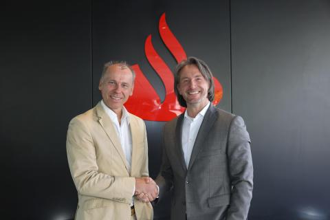 Santander und das Center of Automotive Management kooperieren bei Nachwuchsförderung