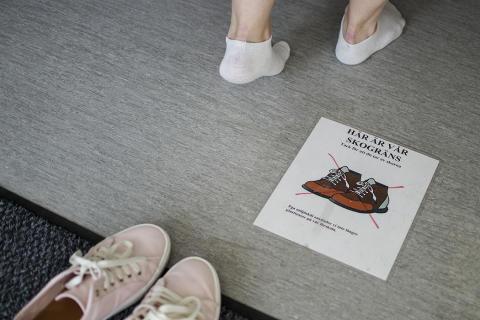 Alla förskolor i Göteborg skrotar skräpet och blir avfallssnåla