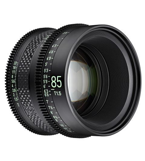 XEEN CF 85mm