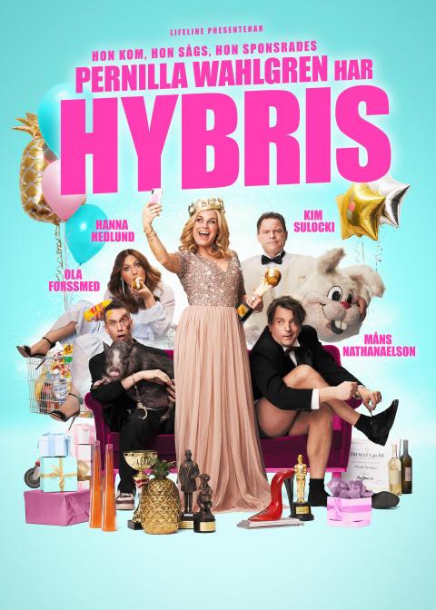 HYBRIS poster