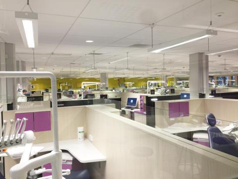 At Dentopolis, Planmeca's university solutions come into their own