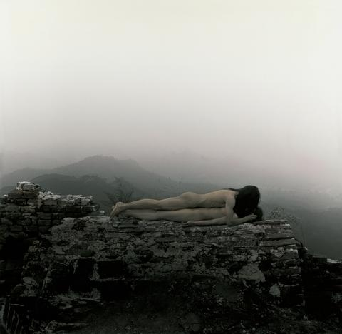 In the Great Wall.China.2000.No.3