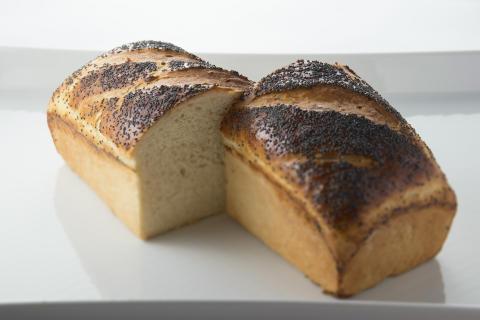 Loff bakt med damp