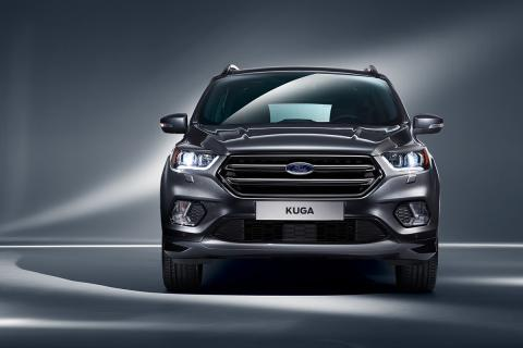 Ny avanceret Ford Kuga med SYNC 3 - 2