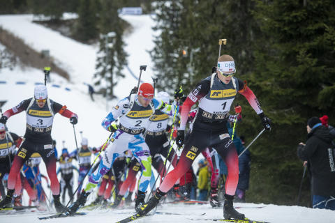 Uttak WC 3 Nove Mesto og IBU Cup 3 Obertilliach