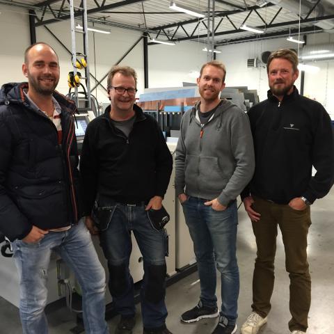 Plåt & Ventilationsportalen är ett nytt digitalt system för företag verksamma inom plåt och ventilation