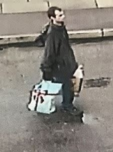 CCTV appeal following burglary at pensioner's home in Clubmoor