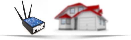 3G router till hem & kontor