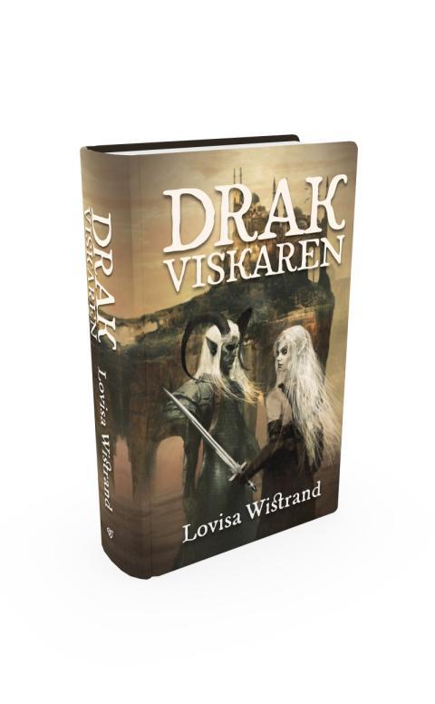 Drakviskaren, av Lovisa Wistrand, är av flera spådd att bli en svensk fantasyklassiker.