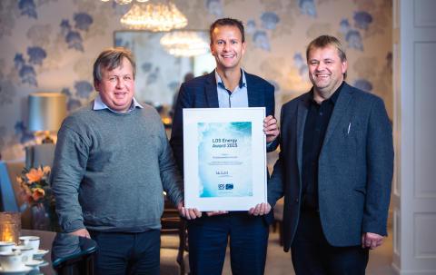 IKEA og Kristiansand vant LOS Energy Award | Budsjettforliket påvirker strømprisen  - Nyhetsbrev fra LOS Energy