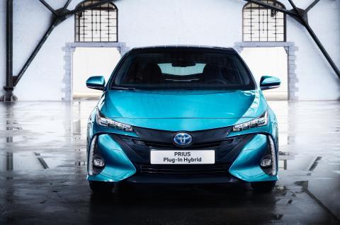 Prius Plug-in Hybrid setter en ny standard