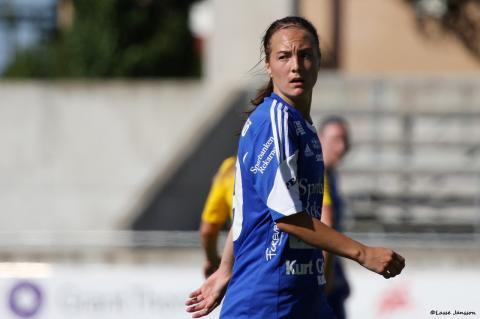 Hammarby värvar Elina Johansson från Eskilstuna United