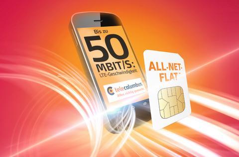 Mobil Surfen und Telefonieren  jetzt auch bei primacom
