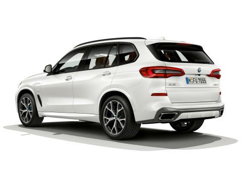 BMW X5 45e