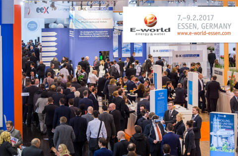 E-world 2017 baut innovativen Smart Energy Bereich weiter aus