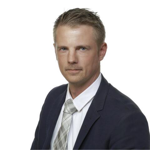 Magnus Karlsson, ny säljare på Phoenix Contact