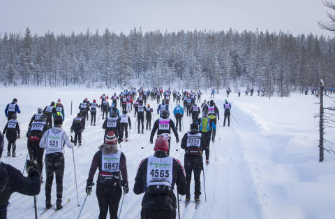 Vasaloppet introduces new start procedure for Öppet Spår