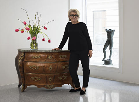 Bukowskis i samarbete med Karin Laserow