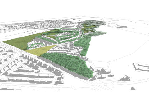Public invited to comment on Bilbohall draft masterplan