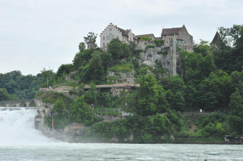 Schloss Laufen © Schweizer Jugendherbergen
