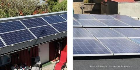 Privat initiativ till solceller lockade fler i kommunen