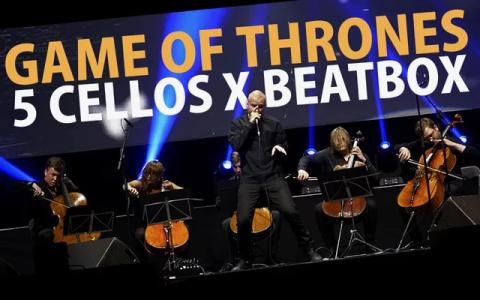 Ennennäkemätön Game of Thrones -esitys suomalaisen Youtube-tähden ja viiden sellistin esittämänä