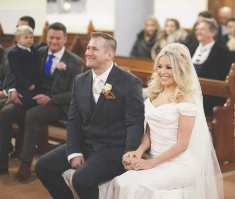 Ferry generous Stena Line save the day for irish bride