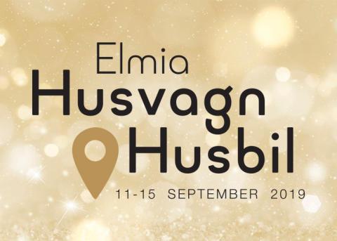 Mer av allt under årets Elmia Husvagn Husbil!