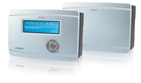 EXOdos, Regins friprogrammerbara DUC:ar för 230 V och värmeapplikationer.