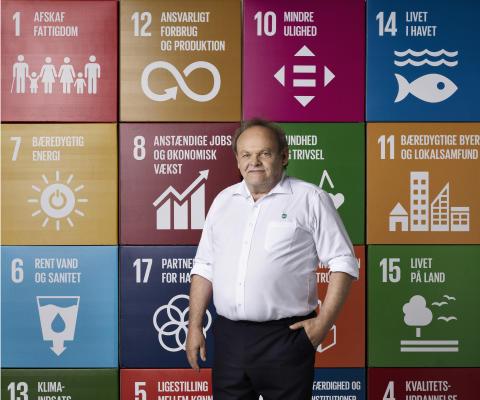 Forenede Service er nomineret til international bæredygtighedspris