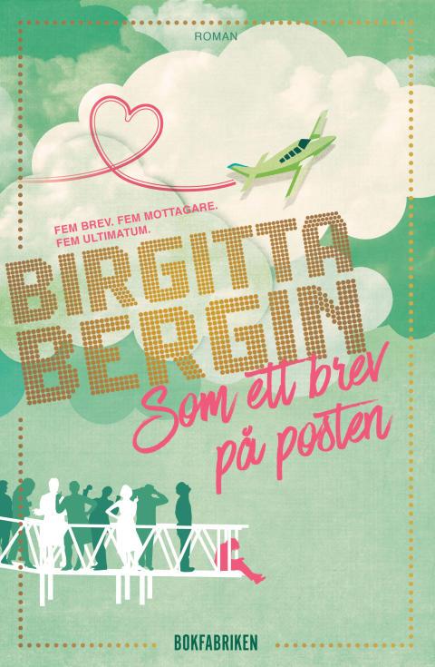 När boken är lämnad till tryck - Birgitta Bergin