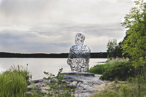 Utställning: Skulptur i natur