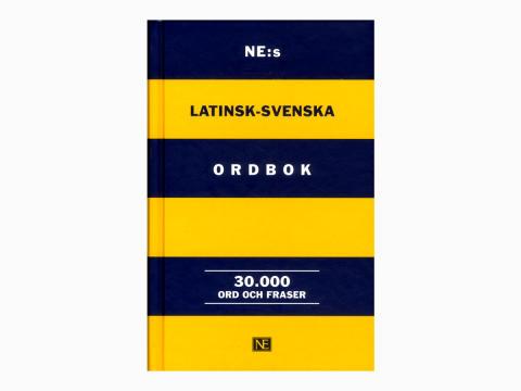 NE vårdar klassikern – ger ut den latinsk-svenska ordboken i förbättrat nytryck