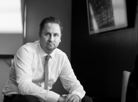 Henrik Arnstad diskuterar Älskade Fascism på Sigtuna Litteraturfestival